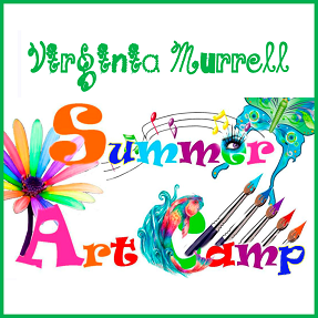 Virginia Murrell Smr Art Camp Graphic