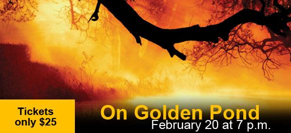 On Golden Pond on February 20